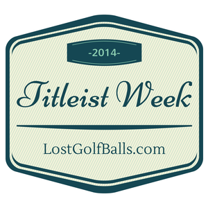 Titleist Week at LostGolfBalls.com