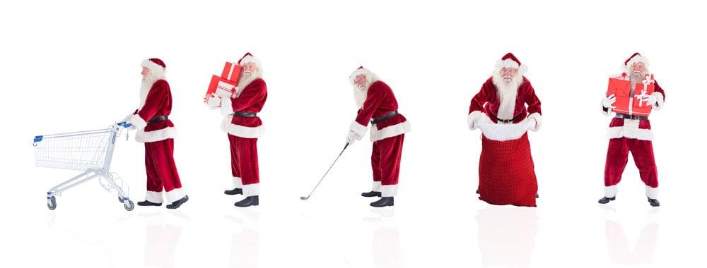 golfing-santa