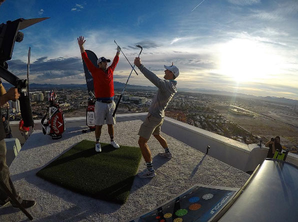 An X Games For Golf Would Be Cool